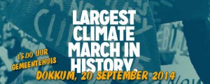 Doe  mee aan de People's Climate March in Dokkum op zaterdag 20 september!