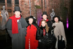 Kerstfair in Dokkum