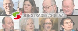 Stevige kandidatenlijst Dongeradeel Sociaal