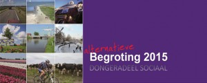 Alternatieve begroting Dongeradeel Sociaal