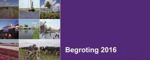 Beschouwing DS bij begroting 2016: Geen alternatief