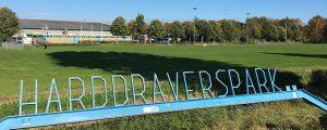 Sportclubs moeten op Harddraverspark blijven