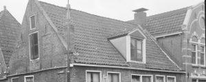 Dakpannen in binnenstad Dokkum toch beschermd!