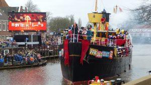 Dongeradeel Sociaal kritisch op ruim ton overschrijding bij Sinterklaasintocht