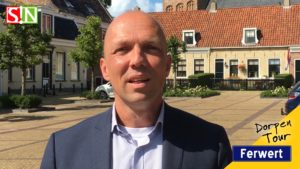 S!N Dorpentour: Jouke Douwe de Vries in Ferwert