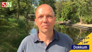 S!N Dorpentour: Jouke Douwe de Vries in Dokkum
