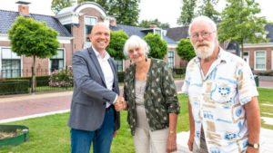 Echtpaar Ter Horst 60 jaar getrouwd