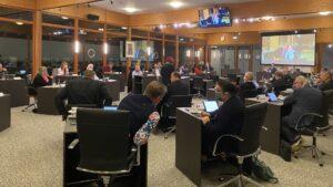 Gemeenteried Noardeast-Fryslân stimt unanym foar skoalhúsfestingsplan